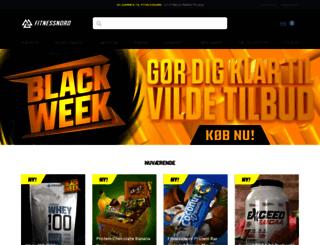 fitnessnord.com screenshot