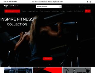 fitnessnutrition.ca screenshot
