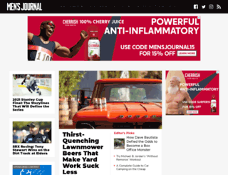 fitnessonline.com screenshot