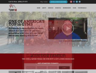 fitnessquest10.com screenshot