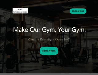 fitnesswerqs.com screenshot
