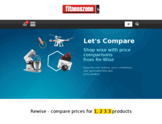 fitnesszone.gr screenshot