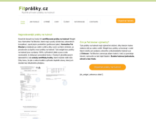 fitprasky.cz screenshot