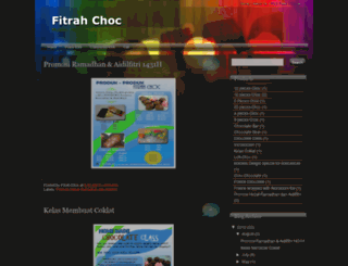 fitrahchoc.blogspot.com screenshot