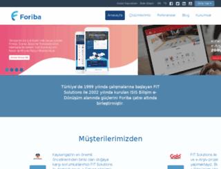 fitsolutions.com.tr screenshot