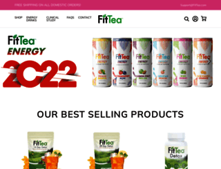 fittea.com screenshot