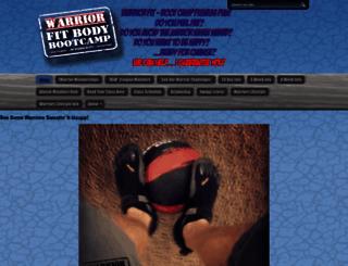 fitwarriors.com screenshot