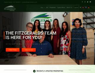 fitzgeraldcyprus.com screenshot