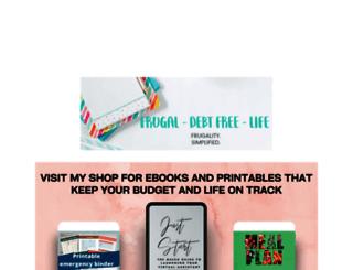five4fivemeals.com screenshot
