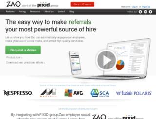 fiverr.zao.com screenshot