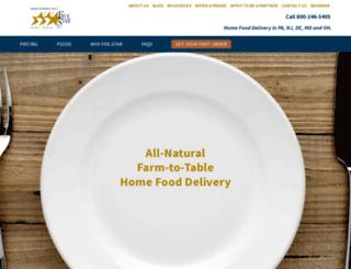 fivestarhomefoods.com screenshot