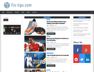 fix-tips.com screenshot