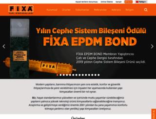 fixa.com.tr screenshot
