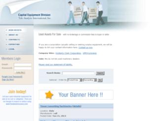 fixedassetrecovery.com screenshot