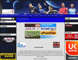 fixedgames.co.uk screenshot