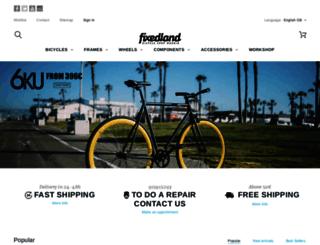 fixedland.com screenshot