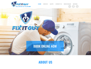 fixitguychicago.com screenshot