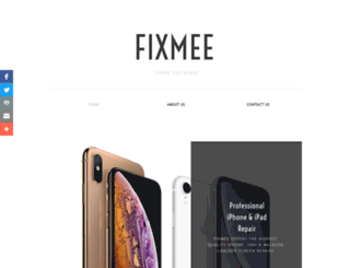 fixmee.com screenshot