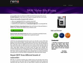 fixmov.net screenshot