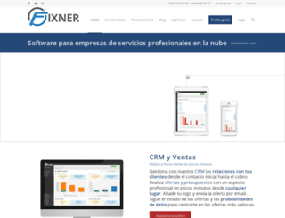 fixner.com screenshot