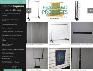 fixturesexpress.com screenshot
