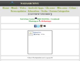 fiyinshare.ga screenshot