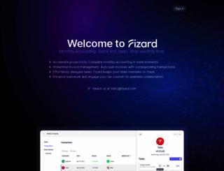 fizard.com screenshot