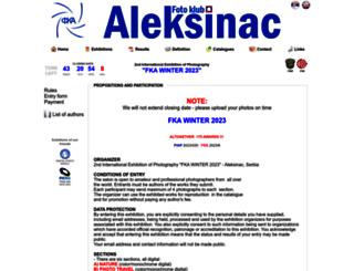 fka.rs screenshot