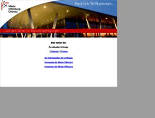 fkm-messeoffenburg.cisserver.de screenshot