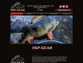 fkpgear.com screenshot