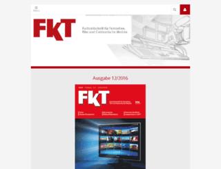 fkt.schiele-schoen.de screenshot