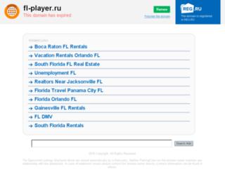 fl-player.ru screenshot