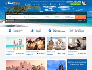 fl.smartfares.com screenshot