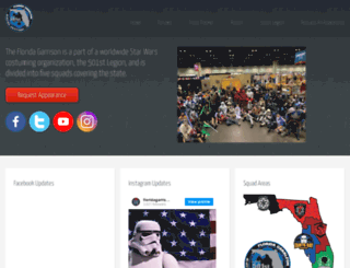 fl501st.com screenshot
