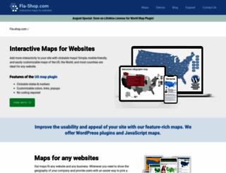 fla-shop.com screenshot