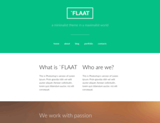 flaat.free.bg screenshot