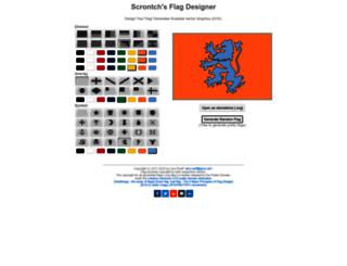 flag-designer.appspot.com screenshot