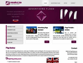 flag-factory.com screenshot