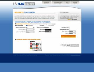 flagcounter.com screenshot