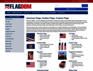 flagdom.com screenshot