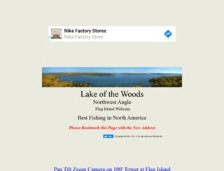 flagislandwebcam.com screenshot