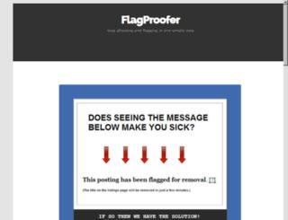 flagproofer.org screenshot