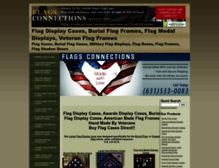 flagsconnections.com screenshot