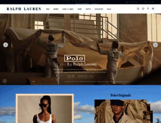 flagships.ralphlauren.com screenshot