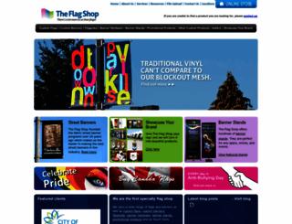 flagshop.com screenshot