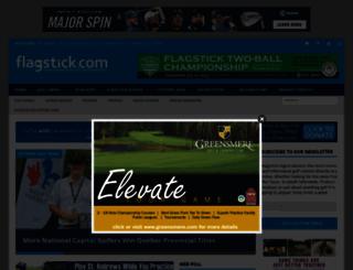flagstick.com screenshot