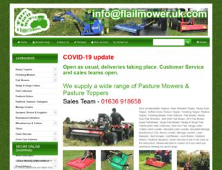 flailmower.uk.com screenshot