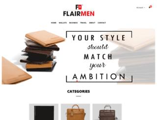 flairmen.co.uk screenshot