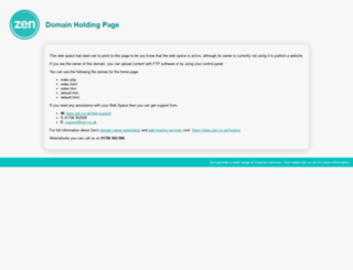 flairplc.co.uk screenshot