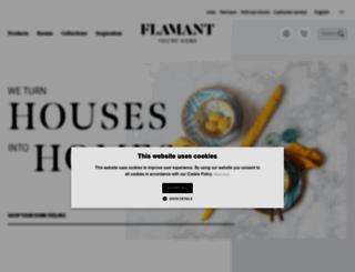 flamant.com screenshot